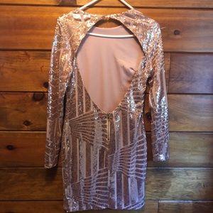 NWT Charlotte Russe formal dress